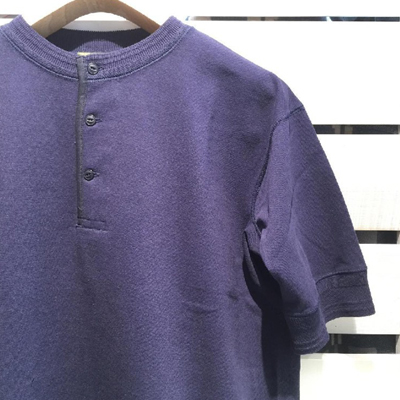 【40's WORK HENLEY NECK SHORT SLEEVE】 80380021001*307画像6