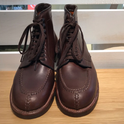 【TANKER BOOT CHROME EXCEL】 45407H*307画像1