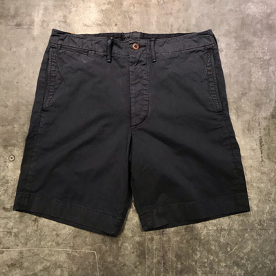 【COTTON OFFICERS CHINO SHORT】 MNRRSHO17610005*307