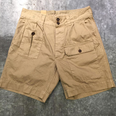 【ELLIS SHORT PLEATED SHORTS】 MNRRSHO14H10001*307