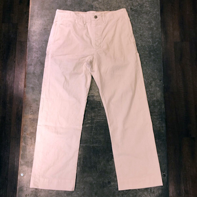 【COTTON FIELD CHINO】 MNRRPNT14G10052*307