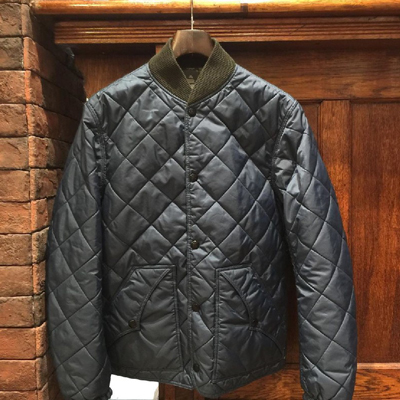 【EMBROIDERED QUILTED JKT -リバーシブル-】 MNRROTW16010127*307