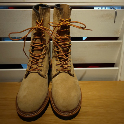 【9inch Logger Boot】 9211*307