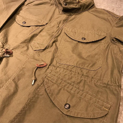 【ALL-WEATHER PARKA】 MNRR0TW16020024*307画像4