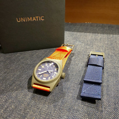 【Nigel Cabourn × UNIMATIC LIMITED EDITION】 80391269000*307