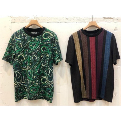 【KNIT ART T-SHIRT】WK20S-PO07M*305画像1