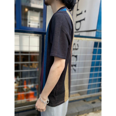 【KNIT ART T-SHIRT】WK20S-PO07M*305画像3