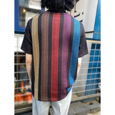 【KNIT ART T-SHIRT】WK20S-PO07M*305画像4