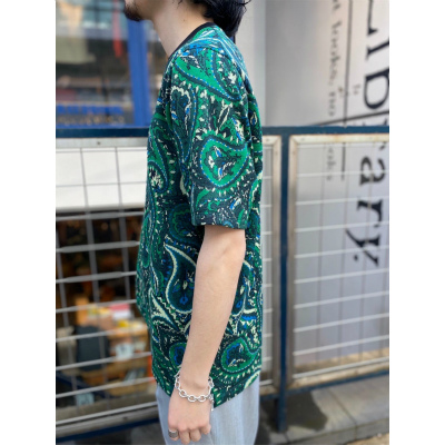 【KNIT ART T-SHIRT】WK20S-PO07M*305画像6
