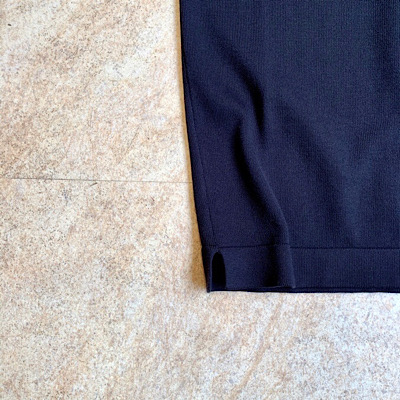 【グランサッソ・Short-sleeved knit T-shirt】*108画像9