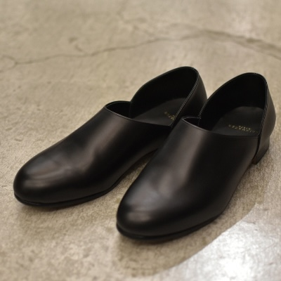 【RM172-025 LEATHER SLIPPER】*117画像1