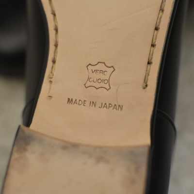 【RM172-025 LEATHER SLIPPER】*117画像4