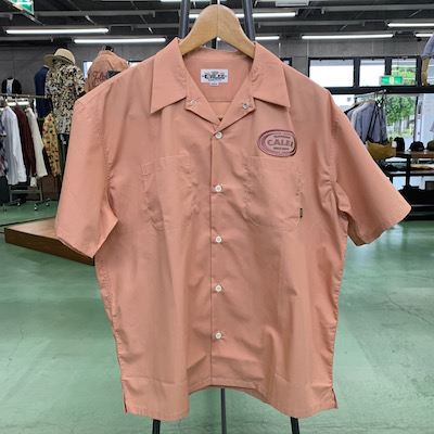 【T/C BROAD S/S WORK SHIRT】CL-20SS085*121