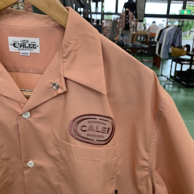 【T/C BROAD S/S WORK SHIRT】CL-20SS085*121画像2