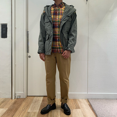 【MOUNTAIN PARKA】NP2051N*101画像6