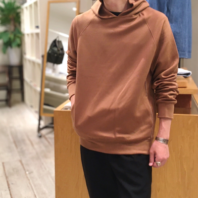 Pull Over Hoody【TENCEL SOFT CARDBOARD DT202M】*106画像1