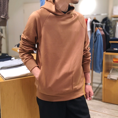 Pull Over Hoody【TENCEL SOFT CARDBOARD DT202M】*106画像2