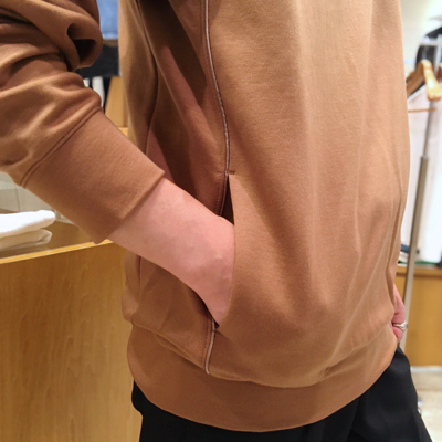 Pull Over Hoody【TENCEL SOFT CARDBOARD DT202M】*106画像3