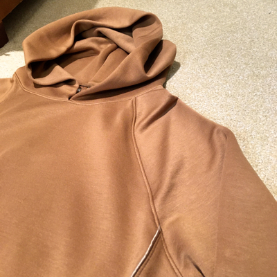 Pull Over Hoody【TENCEL SOFT CARDBOARD DT202M】*106画像5