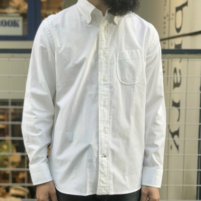 「OX FORD BUTTON DOWN SHIRTS」*201