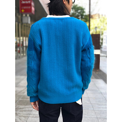 【ANIMAL GRADATION CARDIGAN】20-204-029*101画像3