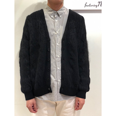 【ANIMAL GRADATION CARDIGAN】20-204-029*101画像4