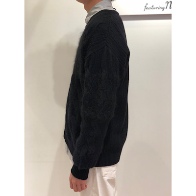 【ANIMAL GRADATION CARDIGAN】20-204-029*101画像5