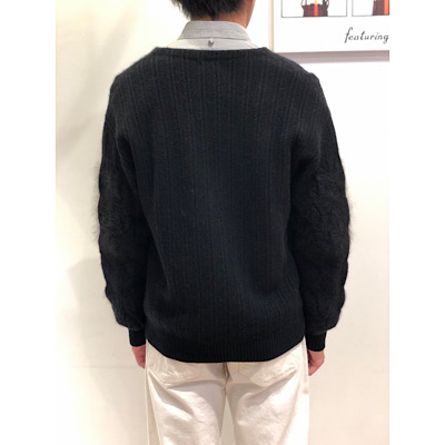 【ANIMAL GRADATION CARDIGAN】20-204-029*101画像6