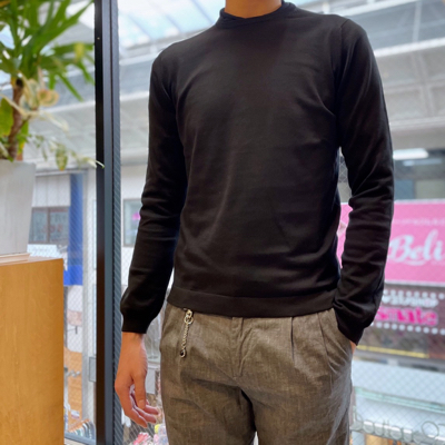 【Cotton Knit Long Sleeve】58136*106