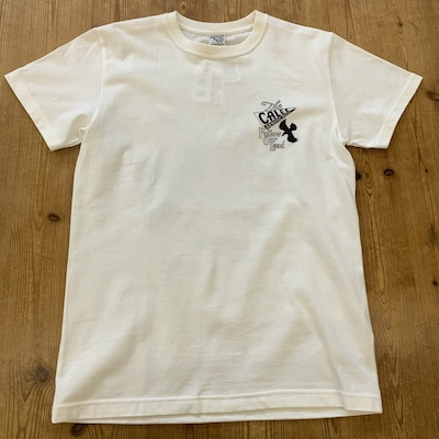 【COTTON EAGLE T-SHIRT】21SS048*121画像2