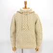 【HAND-KNITTED HOODIE】 NMKN-15AW-004*117