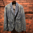 【INDIGO DENIM SPORT COAT】 MNRROTW17L10019*307