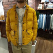 【QUILTED ALL-WEATHER JACKET】 MNQQOTW1602002*307