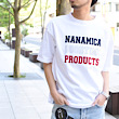 【nanamican Graphic Tee】SUHS063*101