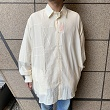 【Architectural Switching Shirt 】 963052*207