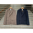 【Jacquard Fly Front Double Jacket】*305
