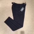 【STRIPE PANTS】20WSU66358*106