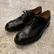 【1128B Military Derby Shoe】